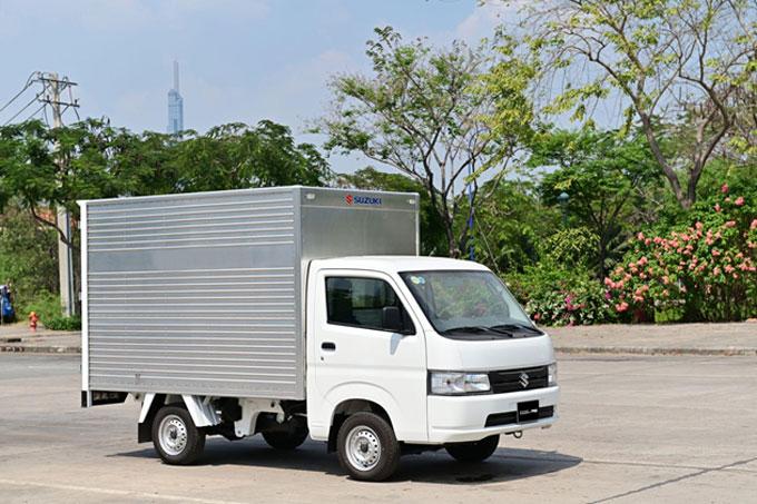 Đầu tư mua xe tải nhẹ chở hàng là hướng đi đầy hứa hẹn với nhiều người