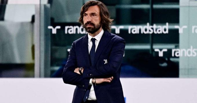 Pirlo vẫn kiên quyết ở lại chiến đấu cùng Juventus