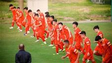 HLV Park Hang Seo mắng tuyển thủ Việt Nam về kỹ năng chuyền