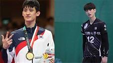 Những vận động viên Hàn Quốc khiến các fan nữ không thể rời mắt