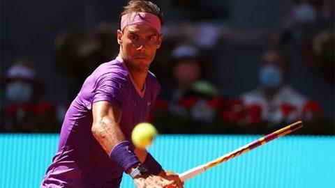 Nadal tái ngộ bạn tập cũ ở trận ra quân tại Rome