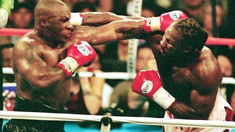 """Mike Tyson kể chuyện đòi """"xử"""" cả nhà đối thủ"""