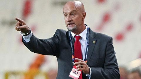 HLV ĐT Hungary tại EURO 2020: Marco Rossi