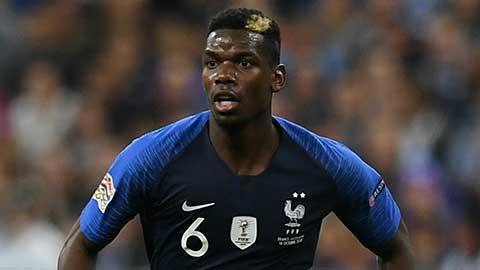 Ngôi sao EURO 2020: Paul Pogba (ĐT Pháp)