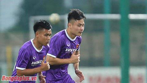 Đội trưởng U22 Việt Nam: 'Đội sẽ nỗ lực hướng tới HCV SEA Games 2021'