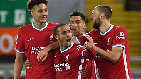 Liverpool còn bao nhiêu cơ hội dự Champions League mùa tới?
