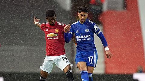 Trực tiếp MU vs Leicester, 00h00 ngày 12/5