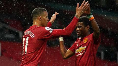 Diallo và Greenwood tái hiện kỷ lục Premier League sau 15 năm