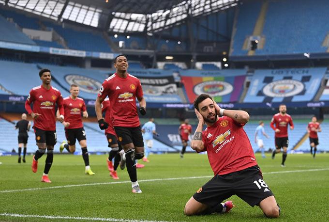 Nhưng Quỷ đỏ đã chứng minh được mình có thể đua tranh chức vô địch với những chiến thắng ấn tượng như trước Man City ngay trên sân đối thủ