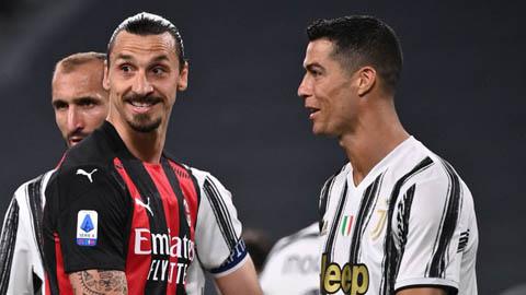 Ronaldo bị cô lập ở Juventus