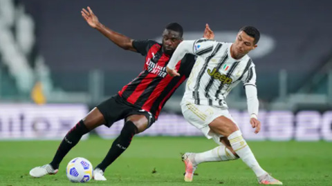 Tomori phá kỷ lục bật cao của Ronaldo