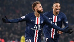 Neymar được đề cử xuất sắc nhất Ligue 1 mùa 2020/21
