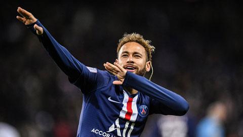 Neymar không thể hiện được nhiều nhưng vẫn có tên trong danh sách rút gọn