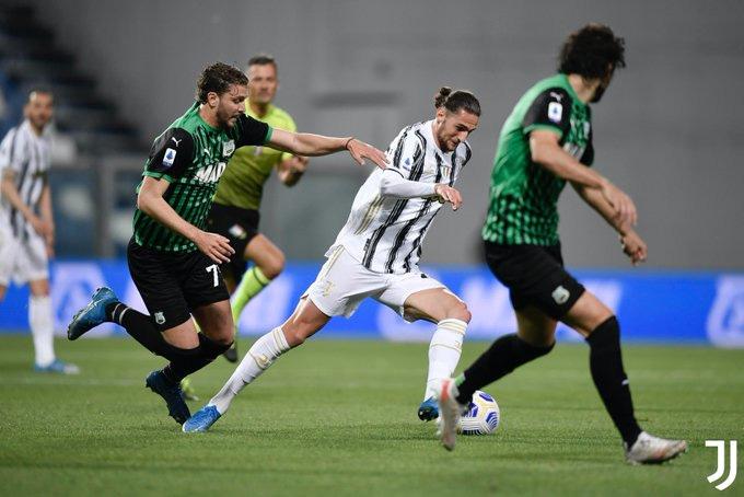 Rabio ghi 1 bàn và thực hiện 1 đường kiến tạo