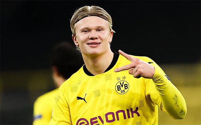 Haaland không phải là mục tiêu theo đuổi của Bayern Munich