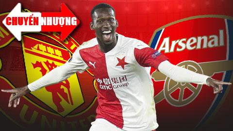 Tin chuyển nhượng 13/5: Man United, Arsenal tranh sao trẻ Senegal giá 25 triệu bảng