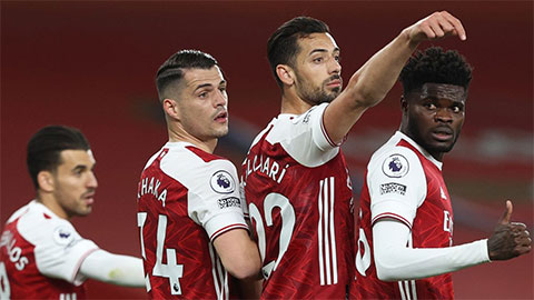 5 cầu thủ Arsenal mà Arteta có thể gửi gắm niềm tin