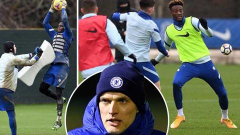 5 cách huấn luyện đặc biệt của Tuchel để biến đổi Chelsea