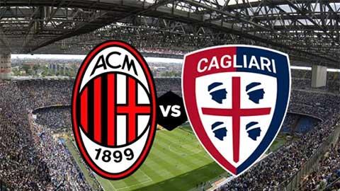 Nhận định bóng đá AC Milan vs Cagliari, 01h45 ngày 17/5: San Siro mở hội