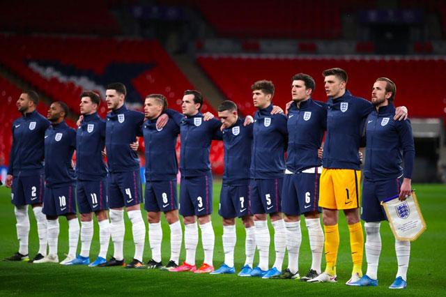 ĐT Anh hoàn toàn mới đã sẵn sàng cho EURO 2020