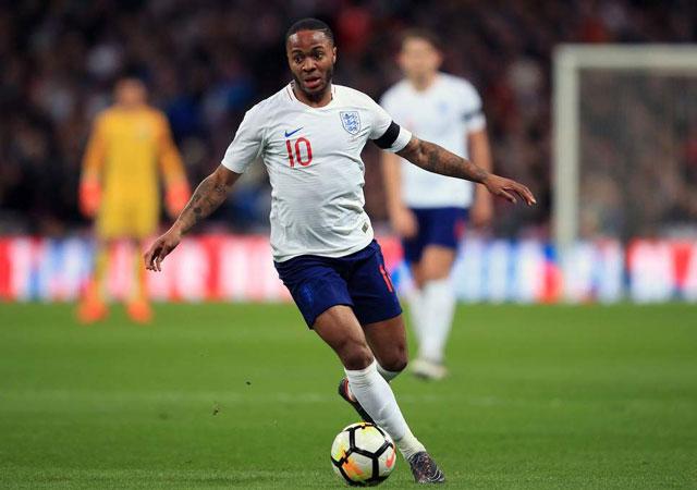 Sterling đã chơi rất hay tại World Cup 2018 chỉ trừ việc anh không ghi bàn