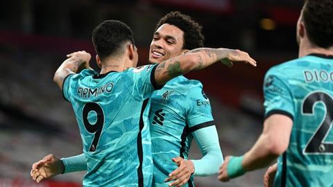 Chấm điểm MU 2-4 Liverpool: Firmino và Alexander-Arnold chôn vùi Old Trafford