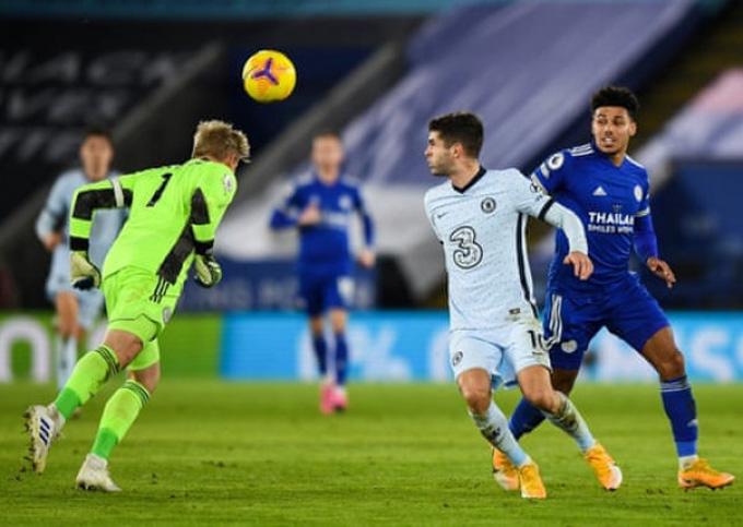 Leicester và Chelsea sẽ phải quyết chiến với nhau ở vòng 37
