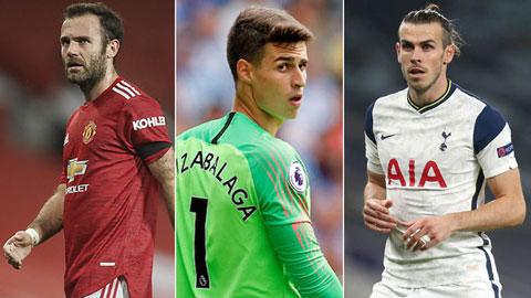 Man United, Chelsea và Tottenham lãng phí nhất cho cầu thủ dự bị