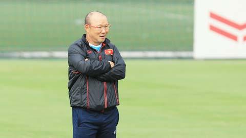 Niềm tin vào quân Hà Nội FC của ông Park Hang Seo