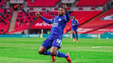 Leicester dồn hy vọng vào Iheanacho