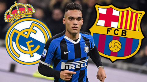 Thiếu tiền, Inter tính bán Lautaro Martinez