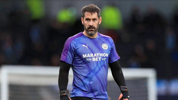 Carson đã rất lâu mới lại xuất hiện ở Premier League