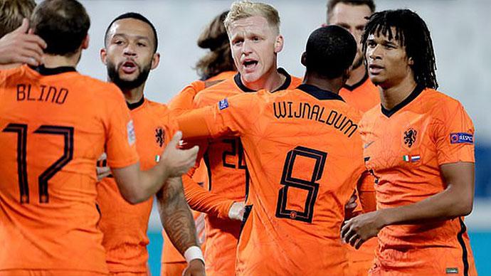 Danh sách sơ bộ ĐT Hà Lan dự EURO 2020: 8 ngôi sao Premier League góp mặt