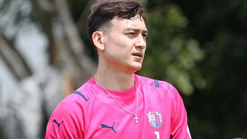 Cerezo Osaka tiếp tục bỏ Văn Lâm ngoài danh sách thi đấu