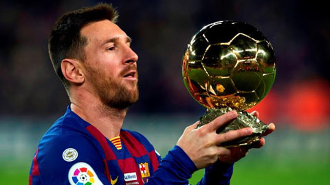 4 lý do Messi sẽ không giành được Quả bóng vàng nữa