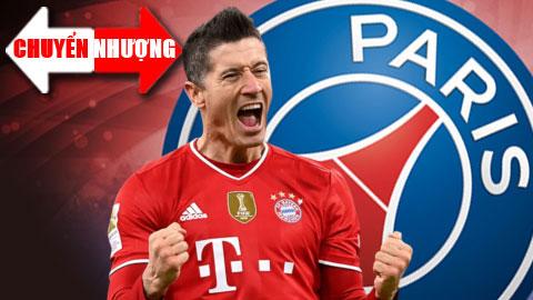 Tin chuyển nhượng 16/5: PSG nhăm nhe nẫng Lewandowski