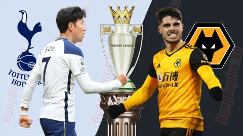 Trực tiếp Tottenham vs Wolves, 20h05 ngày 16/5