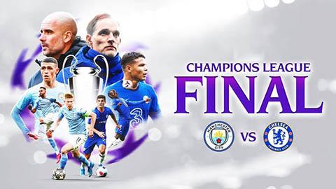 Man City vs Chelsea chính là chung kết Super League đầu tiên