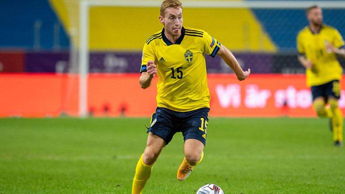 Ngôi sao EURO 2020: Dejan Kulusevski (ĐT Thụy Điển)