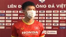 Cầu thủ trẻ nhất ĐT Việt Nam - Thanh Bình không nghĩ tới đi UAE