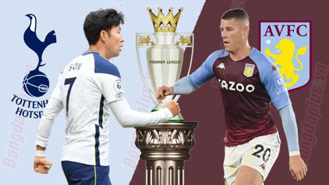 00h00 ngày 20/5, Tottenham vs Aston Villa