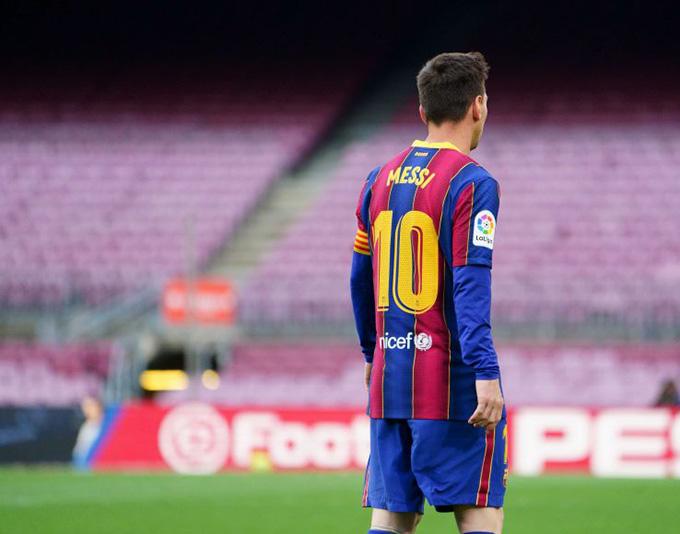 Một mình Messi không giúp được Barca