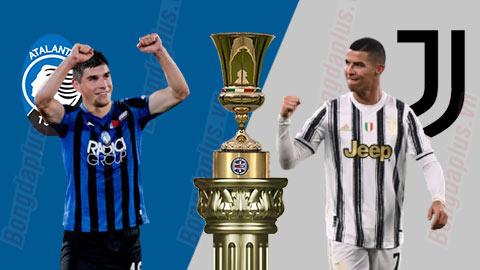 02h00 ngày 20/5, Atalanta vs Juventus