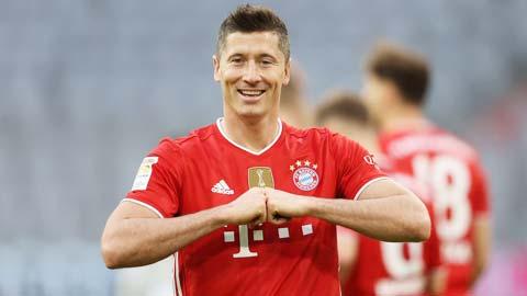 Lewandowski không quan tâm đến PSG