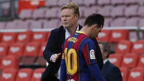 Barca thua ngược Celta Vigo 1-2: Đừng khóc cho Barca!