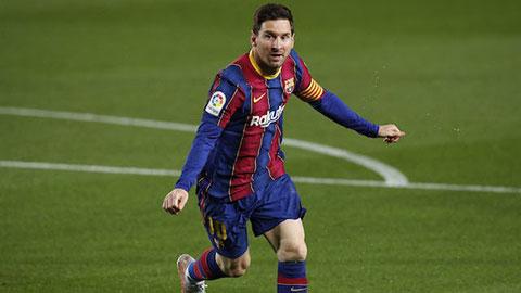 Đại diện Messi bất ngờ đàm phán với MU
