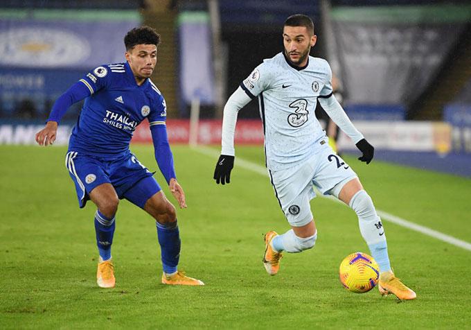 Chelsea được dự đoán sẽ đánh bại Leicester để vươn lên thứ 3 trên BXH