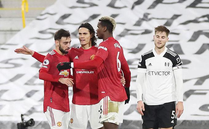 Man United sẽ có chiến thắng để chính thức giành vị trí Á quân