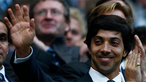 Ông chủ Man City báo tin cực vui cho các fan trước trận chung kết Champions League