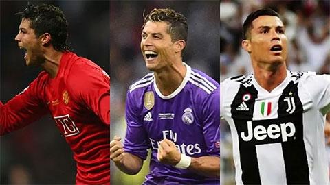 """""""Cửa"""" Juve giành Coppa Italia cực sáng nếu Ronaldo chọc thủng lưới Atalanta"""